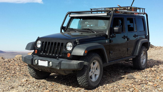 Jeep Service and Repair | Trinity Automotive